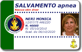 Salvamento in Apnea